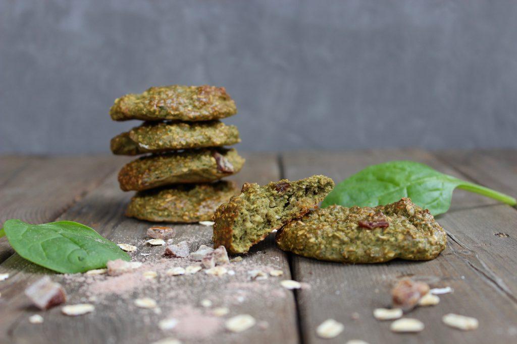 Sunde protein cookies opskrift