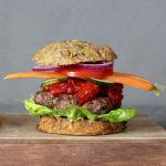 Verdens sundeste burger
