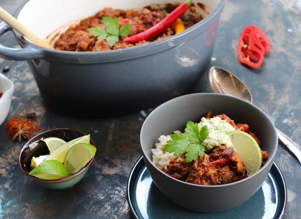 Chili con carne chili