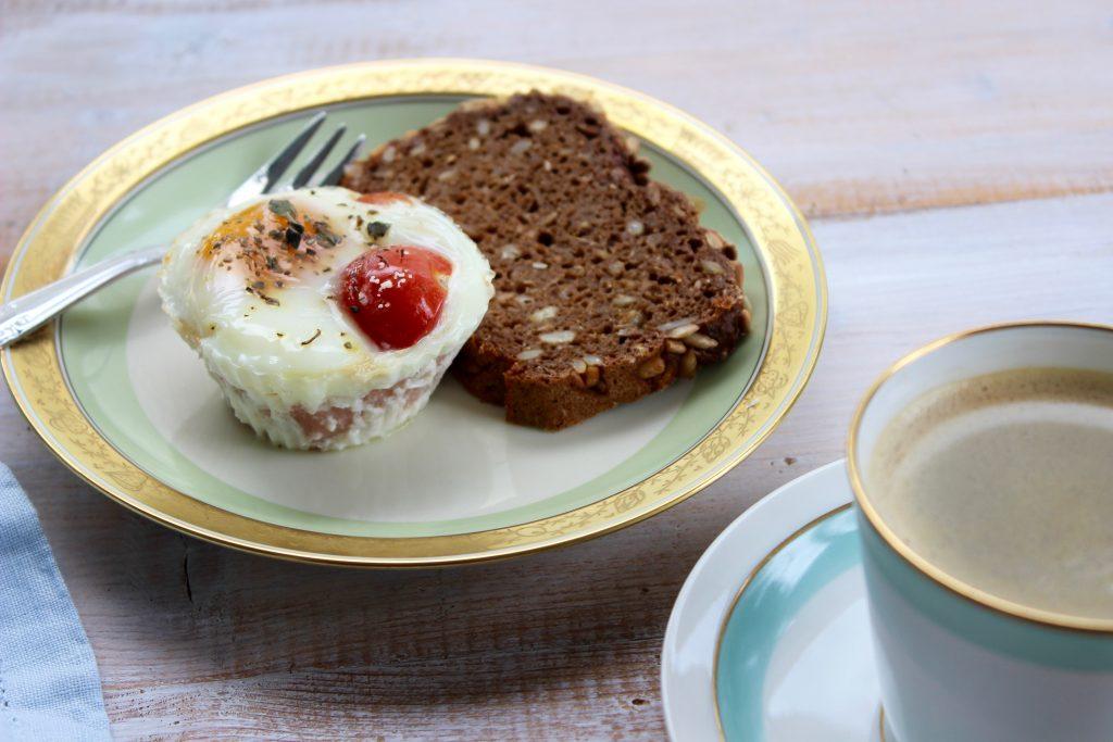 morgenmad æggemuffins