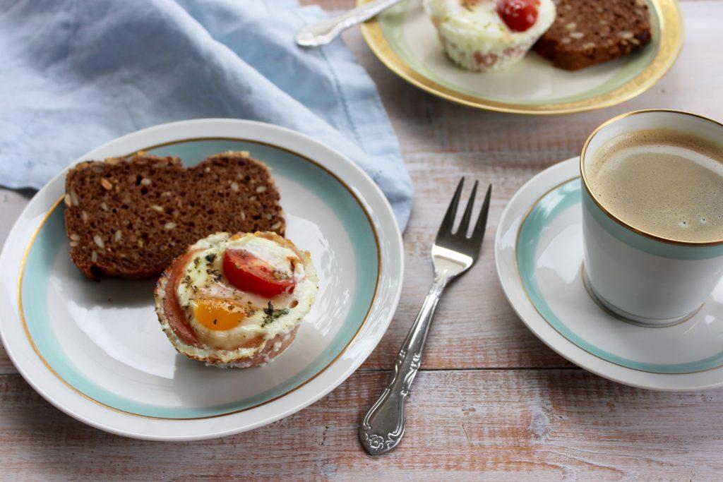Morgenmad ægmuffin