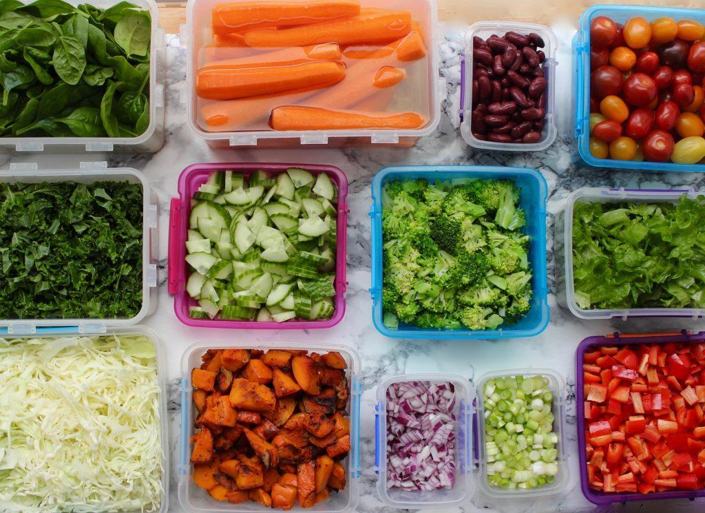Spis flere grøntsager