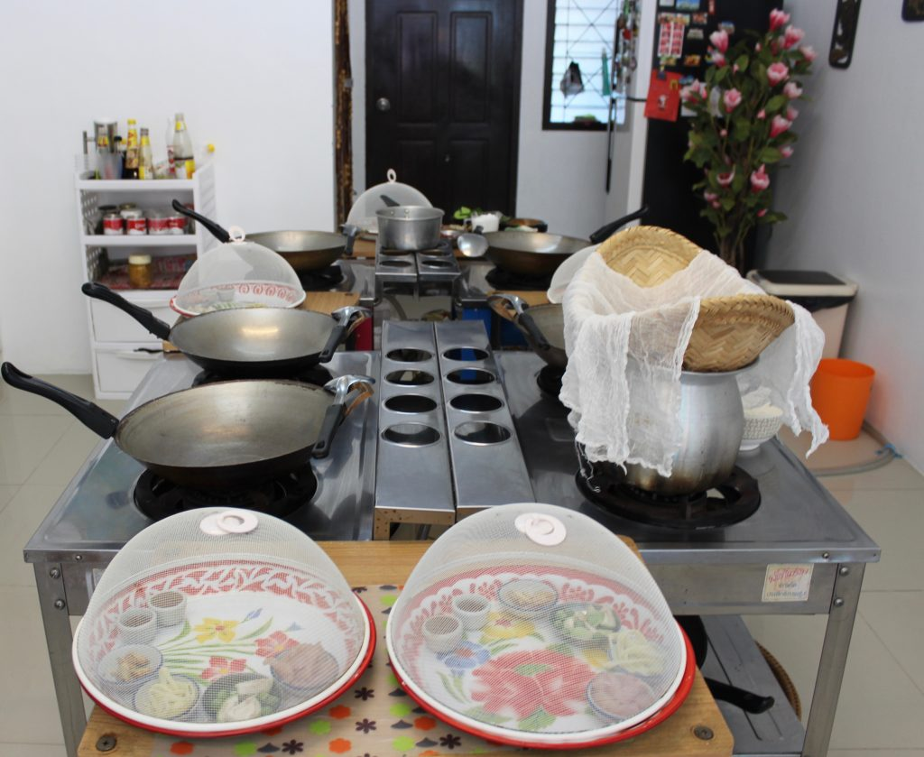 Cooking School VJ