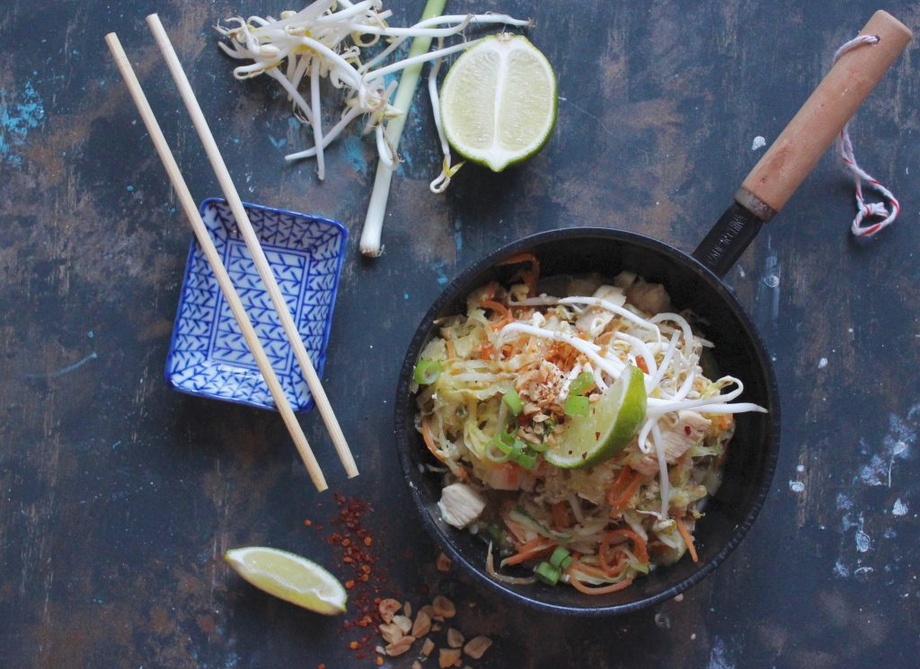 Fitness-Pad-Thai