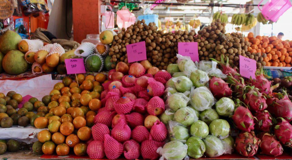 Frugtmarked Phuket