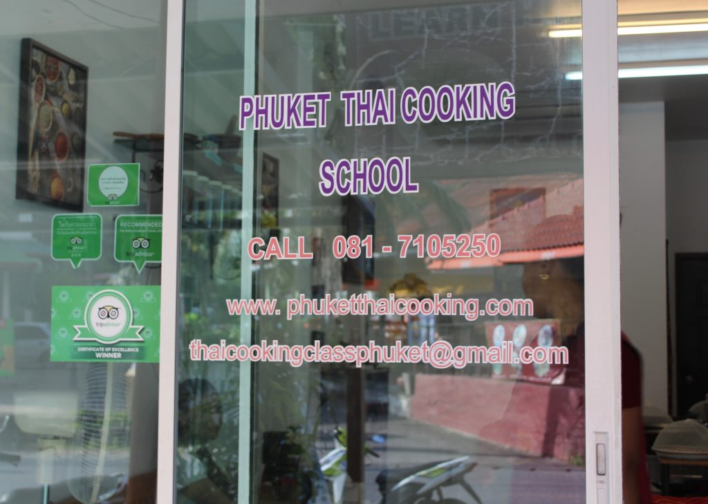 Phuket Thai Cooking School