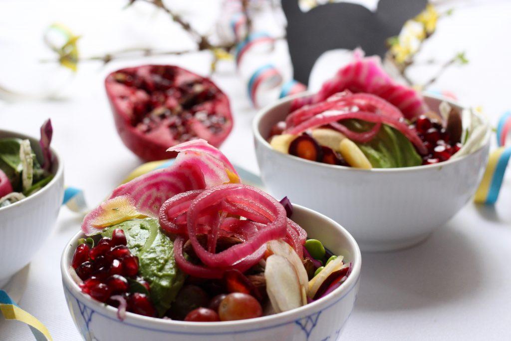 Festlig salat