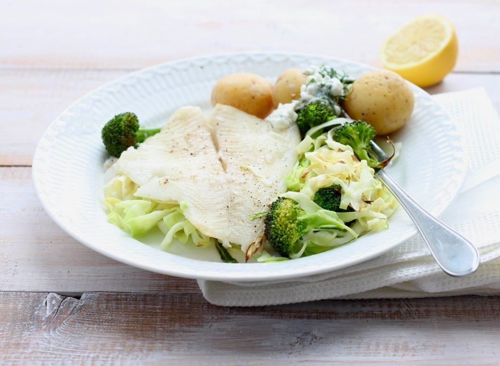 Fiskefad krydderurtehytteost