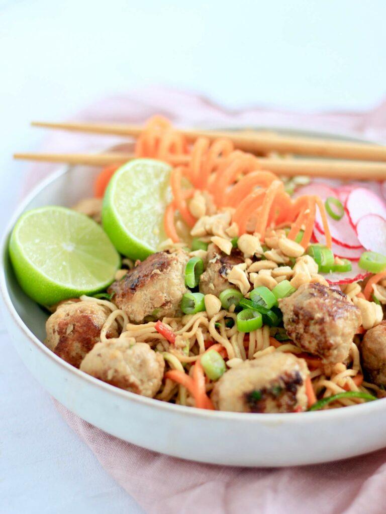 Thai kødboller