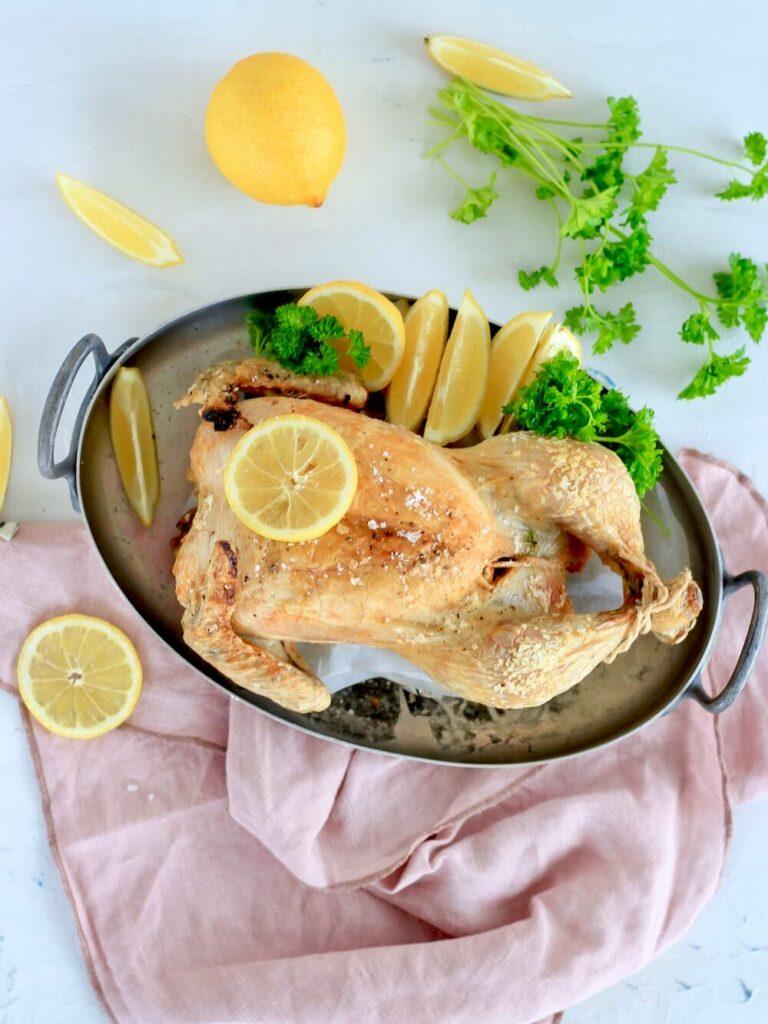 Helstegt kylling
