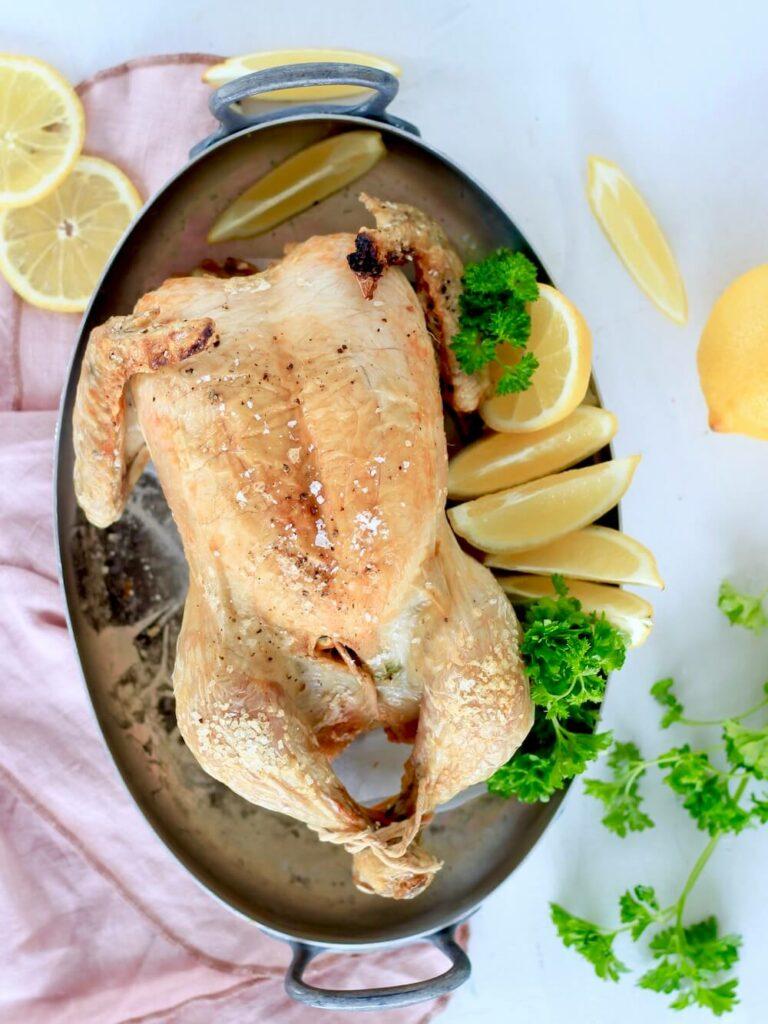 Opskrift påske kylling
