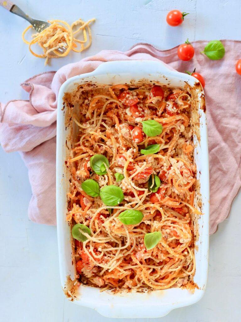 Ricotta og pasta