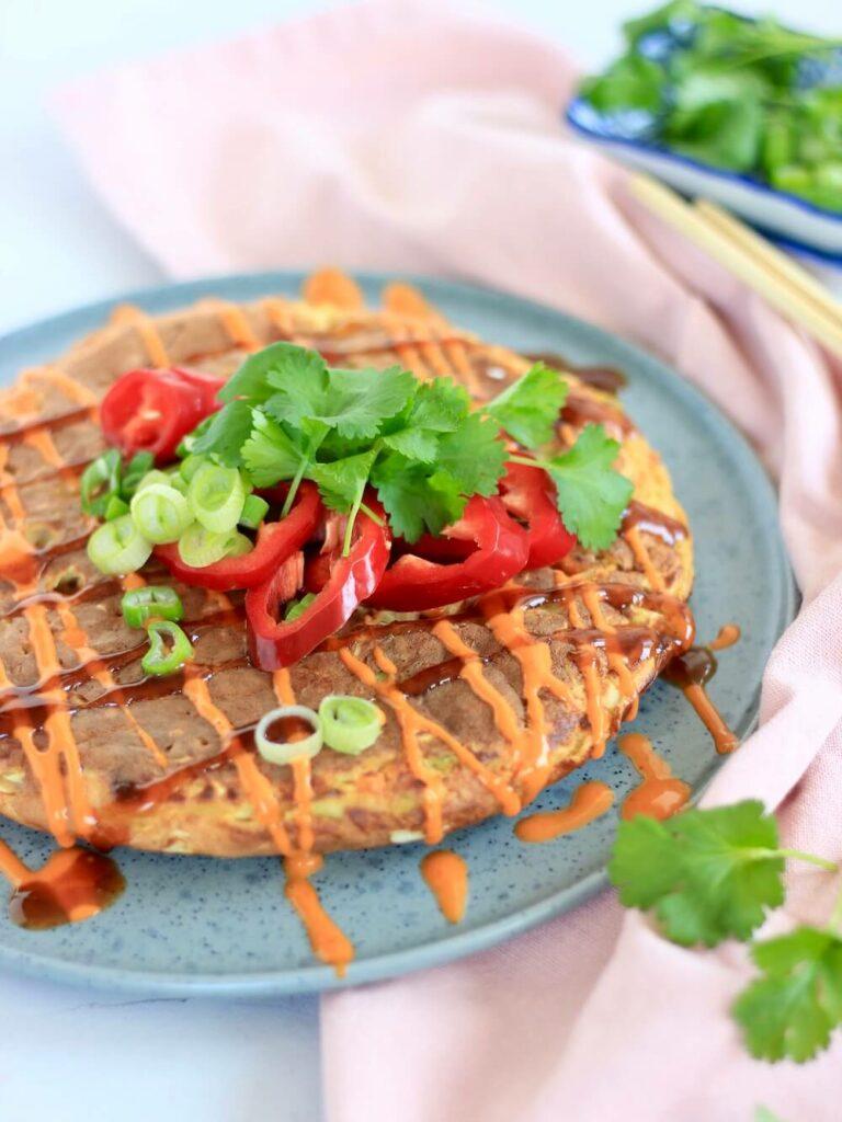 Japansk omelet