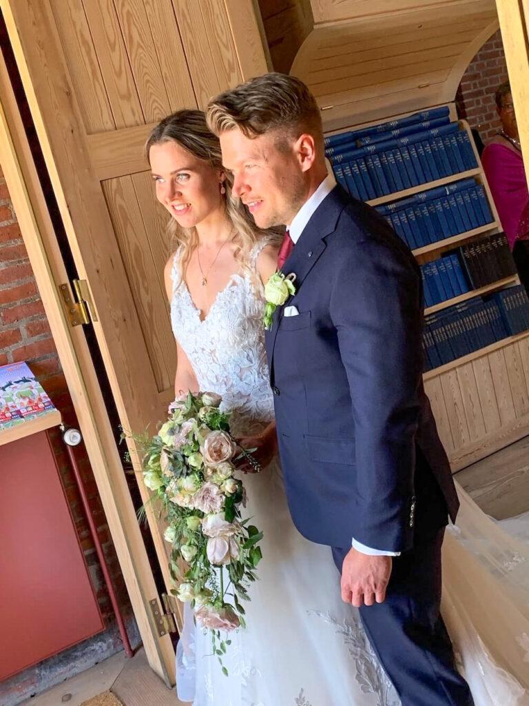 Bryllup Anne Søndergaard