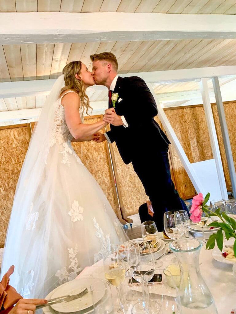 Bryllup kys