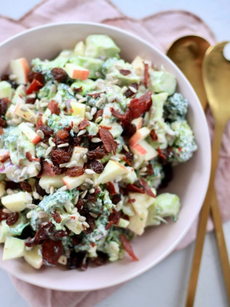 Sund broccolisalat