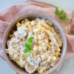 Tunsalat med majs